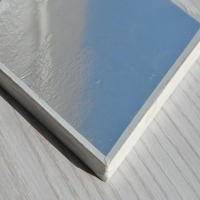 foil back ceiling pvc laminated gypsum vinyl sheet tiles
