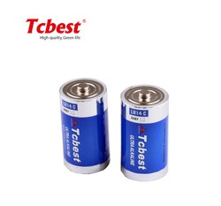 No mercury 990mins C LR14 Alkaline Battery 1.5v dry cell battery