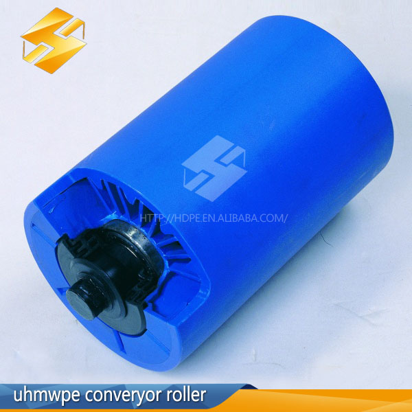 mining equipment conveyor belt roller hdpe conveyor rollers