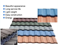 sand coated metal roofing sheet building material in nigeria