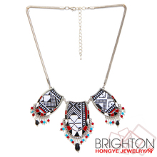 Spring Style Dubai Jewellery Necklace N1-57396-7530