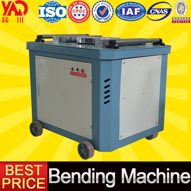 Twisting Scrolling Bending Machine