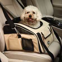 Fashionable Pet Dog Car Seat Tote Bag dog carriers For Small Dog Puppy