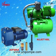 Self-priming Jet water pump