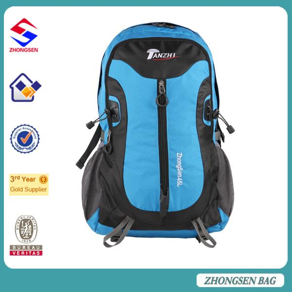 2l water bladder backpack drywall sander outdoor backpack with logo printed