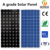 Complete unit 10kW Grid tie solar power system for home commercial