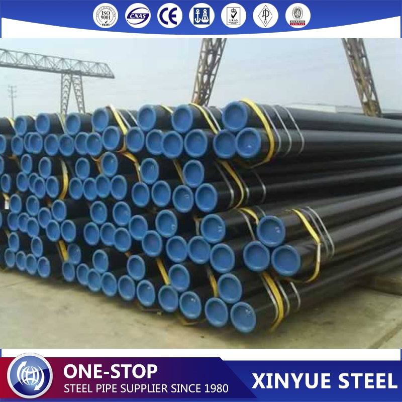 OD 73MM Diameter Seamless Steel Pipes/Tubes, API 5L Hot Dipped Galvanized Steel Pipes Class B