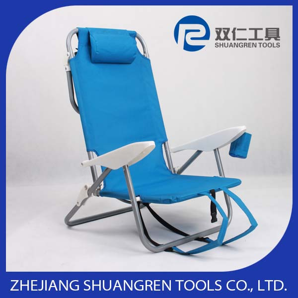 Best quality hot sale branded leisure folding beach chair