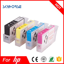 ARC chip refillable ink cartridge compatible for HP ink cartridge 178 364 564 862 920