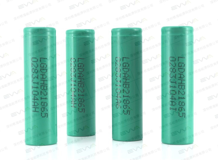 High Rate 1500mAh 30A 18650 rechargeable LG18650HB2 li-ion battery with excellent Performance on e-bike
