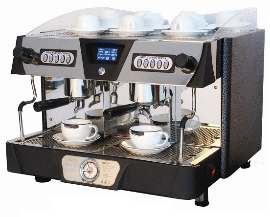2015 Commerical Coffee Machine with two groups