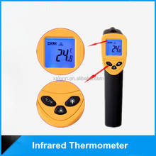 Non-Contact IR Laser Infrared Digital Thermometer LCD Digital Infrared Pyrometer Laser Point <strong>Temperature</strong> DT8380