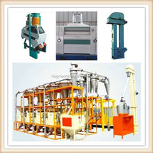 Flour milling machine For Southeast Asia, Europe, Middle East, Africa
