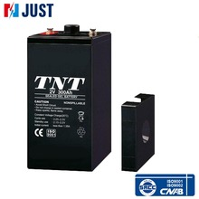 High performance 2v 300ah 19kg dry cell lead acid solar battery