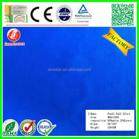 New design Soft polyester rayon spandex fabric factory