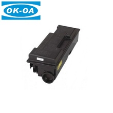 Compatible black laser printer toner cartridge tk100