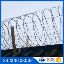 high carbon spring razor barbed wire price in bangladesh
