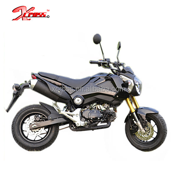 Chinese Cheap 50CC Motorcycles 50cc Monkey bike MSX 50 For Kids For Sale Monkey50