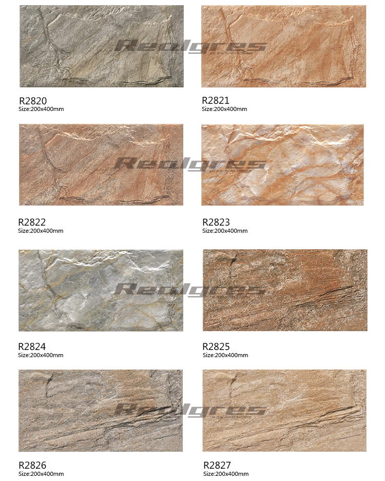Made In China Granite Stone Look Exterior Wall Tile Buy Wall Tile Exterior