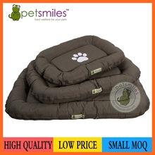 Top quality 600D oxford waterproof dog bed