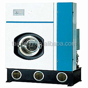 Laundry dry clean washer equipment used for hotel