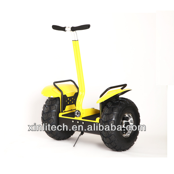 Off road electric lintex scooter