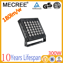 led flood lighting housing 300w 350w led inductrial products waterproof dmx rgb outdoor led flood gas filling station lighting