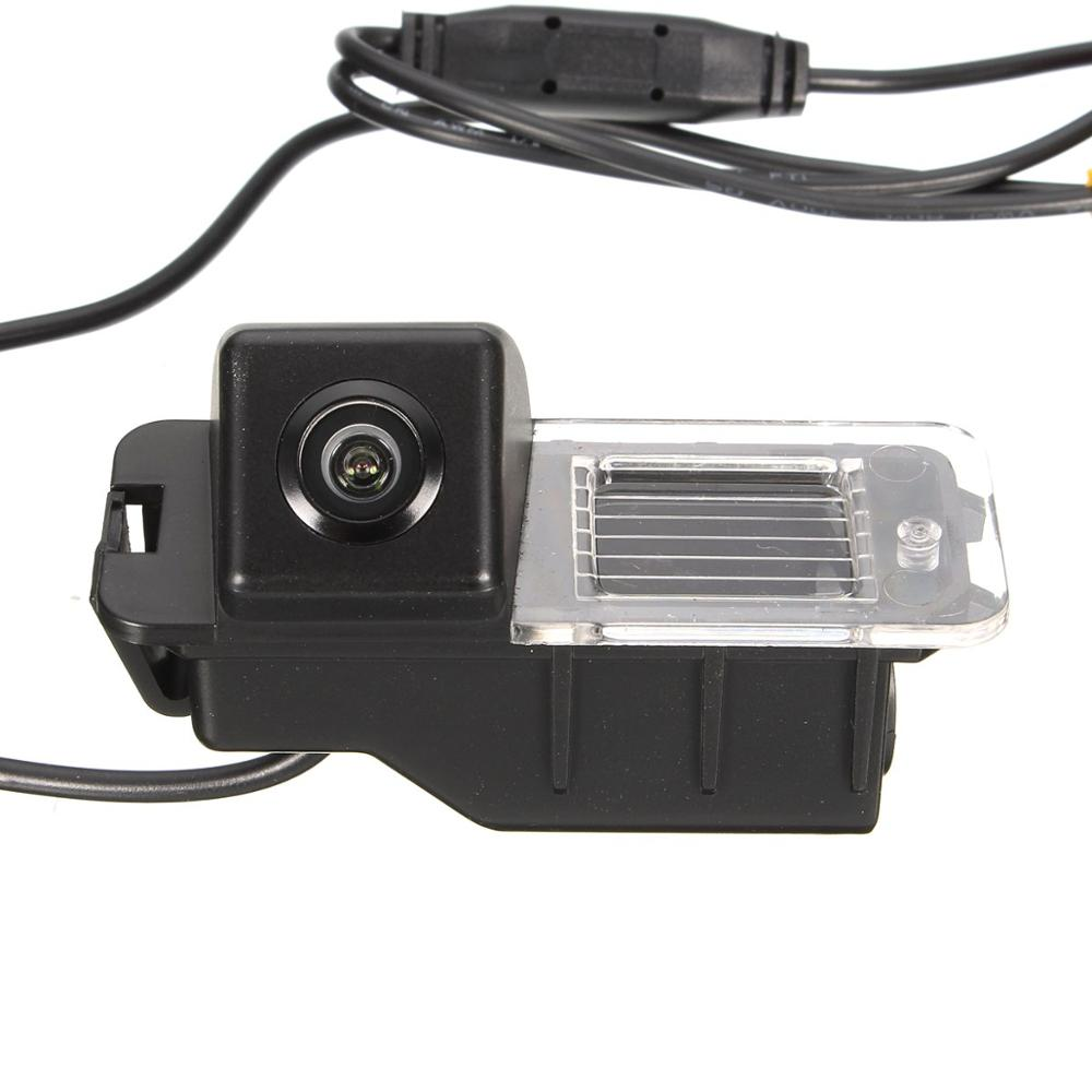 Car Rear View Camera Kit Night Vision Auto Parking Cameras Waterproof For VW /Golf /MK6 /MK7 /GTI