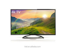 Made in China Television 55 inch 4K led tv/dvbt2 H.265/android and media function