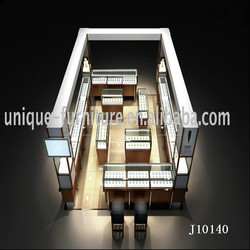 Retail jewelry stores/ jewelry store furniture manufacturer from Shenzhen China