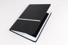 For iPad Air 2 iPad 6 Wallet Style Magnetic Flip Diamond Leather Case with Stand
