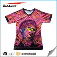 sublimation all printing custom t shirts