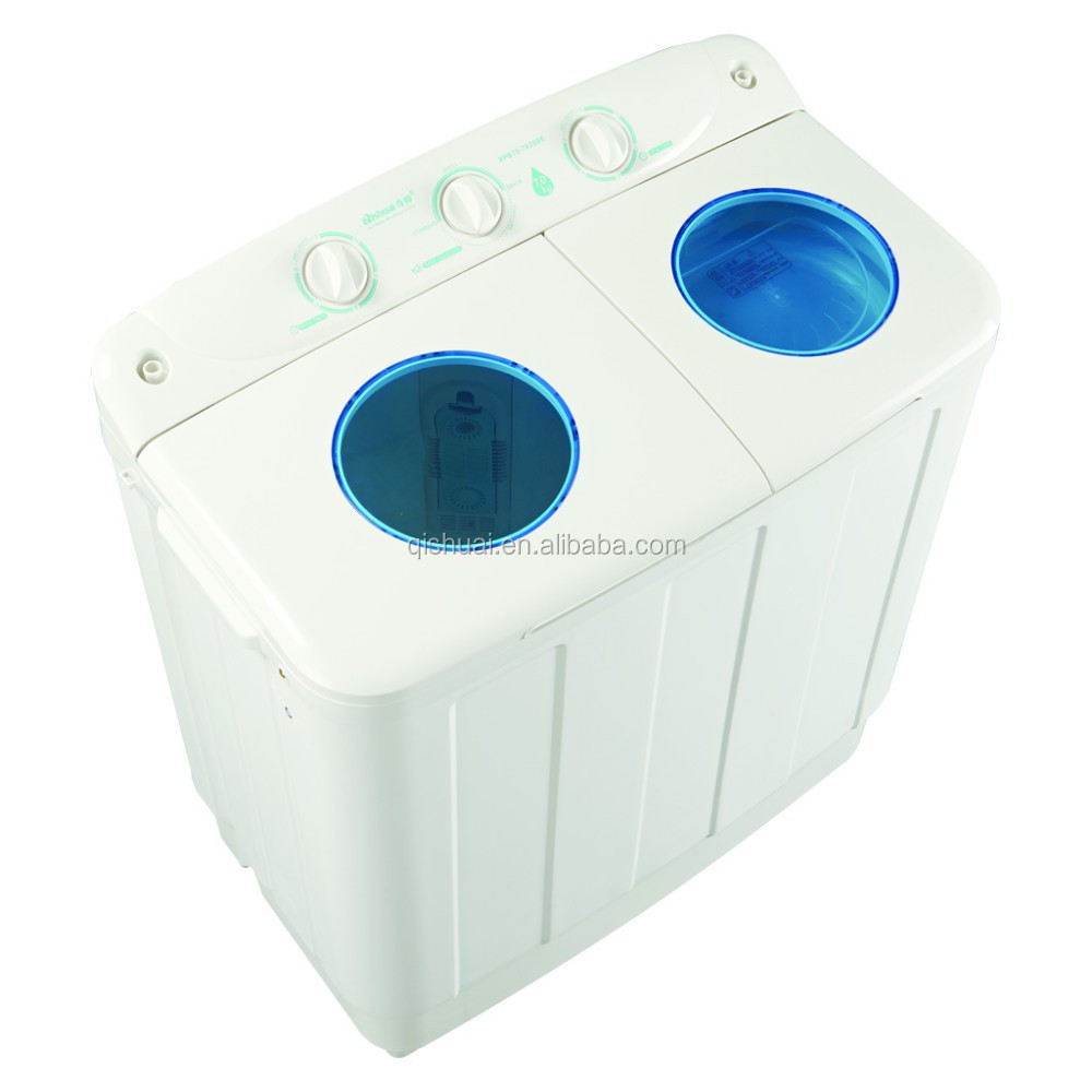 7kg twin tub washing machine with good parts