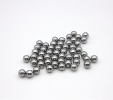 High quality 5mm magnetic balls chrome steel ball on sale with ISO9001