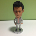 custom worldcup 3D football coach,lifelike soccer player coach,custom made miniature football coach
