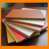 High Quality Fireproof Melamine Particle Board For Bulkhead from China Manufacturer