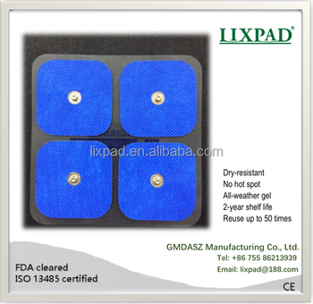 TENS/ EMS electrodes for most TENS/ EMS units, GMDASZ Mfg