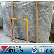 China Silver Grey Marble Slab