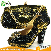 for party high heels with stones italian matching shoes and bags