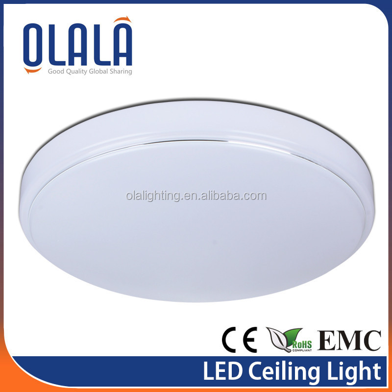 Fashion 24W waterproof CE surface mounted LED ceiling light