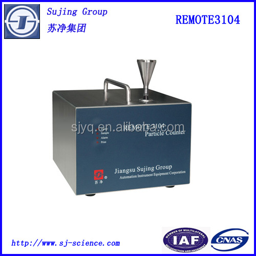 Remote Particle sensor Particle Counter