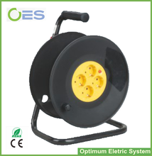 China Factory Supply French Type Extension Cable Rope Reel/Cable Reel Drum