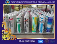 Removable silicone adhesive nice quality waterproof capability