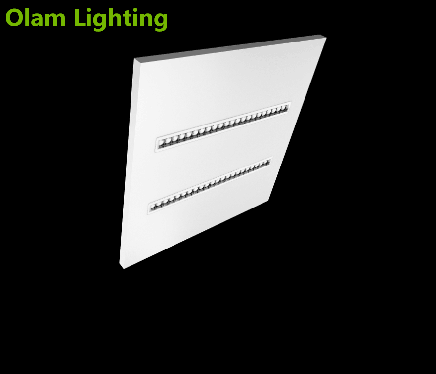 Free Samples! September promote products UGR<16 150lm/w 620x620 LED <strong>Flat</strong> panel light with Motion Sensor