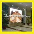 p6 full color indoor led display screen wall