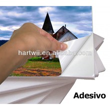80gsm adhesive backed printer paper