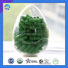 HMPC certificated medical empty enteric coated capsules