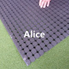 acoustic rubber matting/Anti-bacteria rubber mat/Anti-fatigue mat