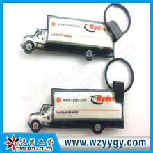 2013 promotional flashing led key chain low price Made in China