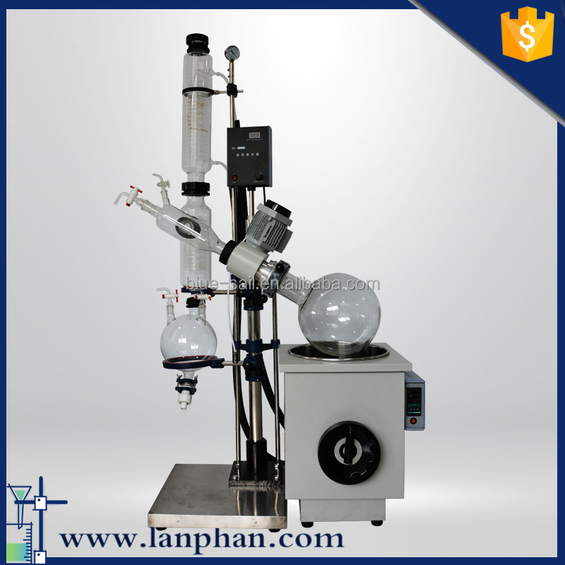 Cheap 20L Pilot Plants Rotary Vacuum Evaporator for Alcohol Separation